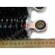 Амортизатор 360mm (між центрами), регульована жорсткість пружини, газо-масляний для максі скутерів