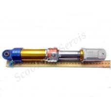 Амортизатор газомаслянный, внутренняя пружина, с подкачкой 320 мм