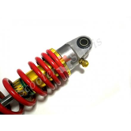 Амортизатор TMMP регульований з підкачкою вухо-вилка 270мм