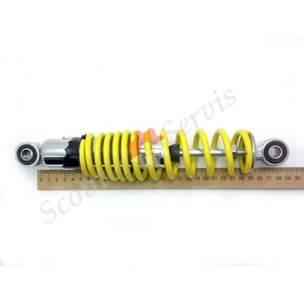 Амортизаторы, регулируемый, длина 250 мм, 275 мм, 290 мм, 305мм,  ухо- ухо, на квадроцикл, скутеретты