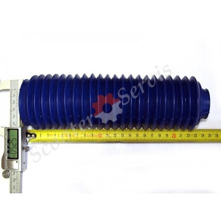 Гофри, амортизатора передньої вилки (перев) силіконові 52мм * 36мм * 250мм