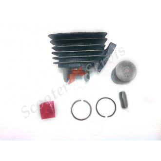 Цилиндро-поршневая группа (ЦПГ)  AF-18/AF-28 Honda Dio, AF-24 Honda Tact 2T - 65cc