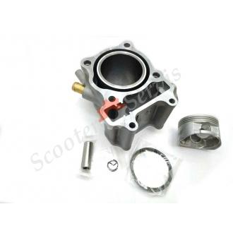 Цилиндро-поршневая группа (ЦПГ) двигателя скутера Honda SH150