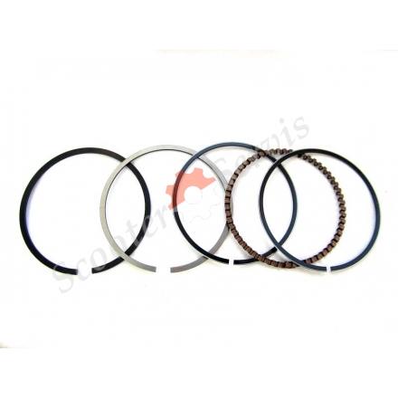 Кільця поршневі CBR250 STD і ремонтні розміри +0.25, +0.50