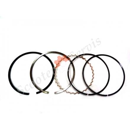 Кольца поршневые  Honda Baja, Motard, XR250 STD ( диаметр поршня 73 мм ), ремонтные кольца размеры колец +25, +50