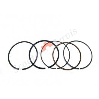 Кільця поршневі Ø 56,5 мм, для мототехніки CB125, CG125