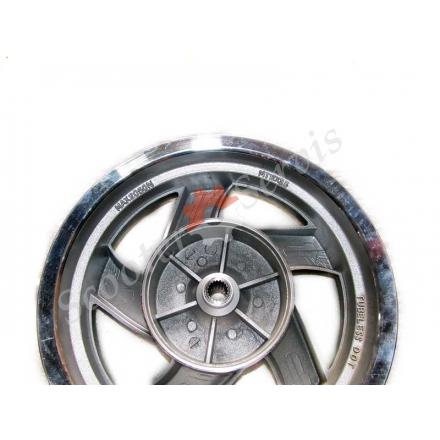 Диск колеса заднього, скутера Mustang 150, Mustang, Мустанг 150 кубів, під дискові гальма.