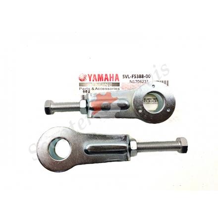 Натяжитель приводной цепи мотоцикла Yamaha YBR125, 5VL-F5388-00-00