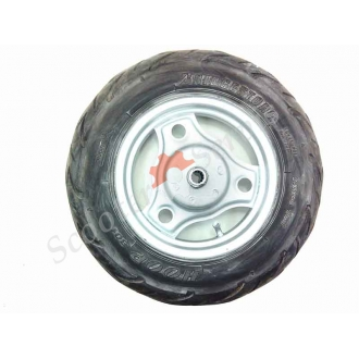 Задній диск колісний 8 дюймів, 12 шліцов 2T Suzuki Ran