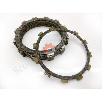 Диски сцепления Suzuki GSXR600, 08-18, GSXR750, 06-18