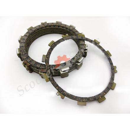 Диски зчеплення Suzuki GSXR600, 08-18, GSXR750, 06-18