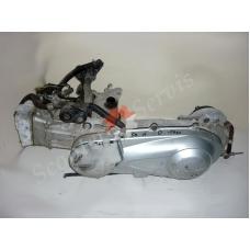 Двигатель Honda SH150, Хонда СШ 125/150, разбор двигателя HI-KF03E