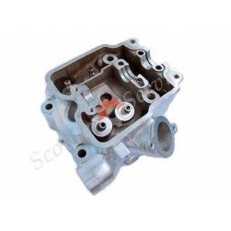 Головка клапанов двигателя AN400 Suzuki Skywave, Burgman 98-04 г.в.