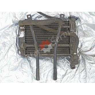 Радіатор охолодження 45082 скутера Gilera 125 SP1 оригі...