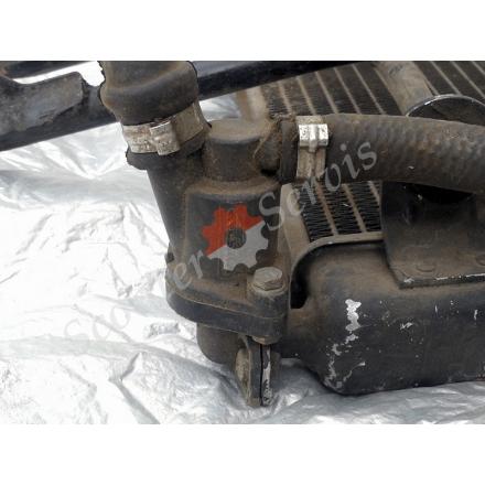 Радіатор охолодження 45082 скутера Gilera 125 SP1 оригінал