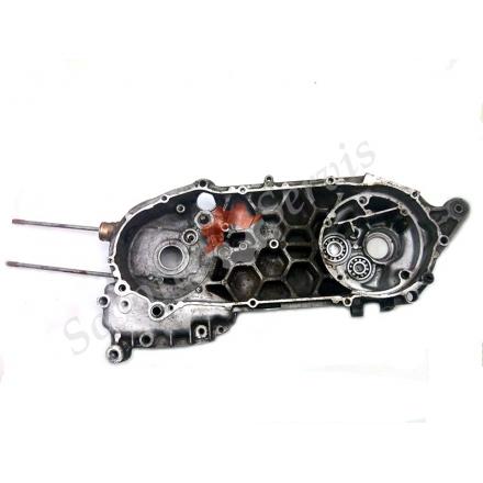 Картер лівий двигуна Ямаха Цігнус XC125T, 4KP, YAMAHA Cygnus 125 D, японський оригінал