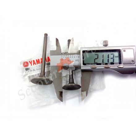 Клапана 4KL-E2111-00 двигуна Ямаха Цігнус XC125T, 4KP, YAMAHA Cygnus 125 D
