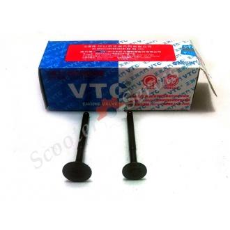 """Клапана """"VTC"""" китайський скутер GY6 50-80сс"""