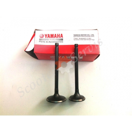 Клапана комплект мотоцикла Yamaha XT225