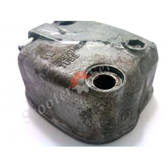 Кришка головки клапанів двигуна Honda Today, Хонда Тудей AF-61 50cc, в зборі (японський оригінал)