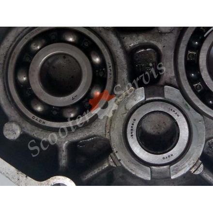 Кришка редуктора двигуна 4Т YP-250 Yamaha Majesty 250, Ямаха Маджесті 250, Браво 260, Лаки 260, Бос 250, Спідгір 250, Nitro 250