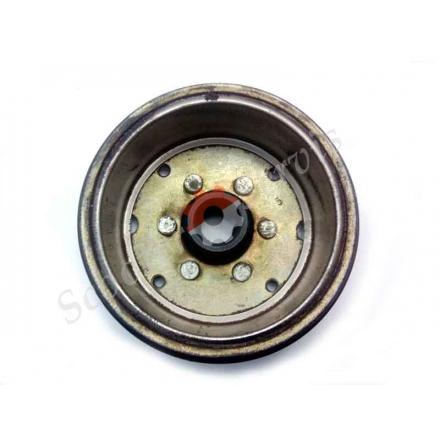 Магніт генератора GY6 125-150 кубів двигун, під генератор двох фазний