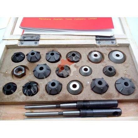 Набір для реставрації і ремонту сідла клапана двигуна, скутера, мотоцикла, скутеретти, квадроцикла