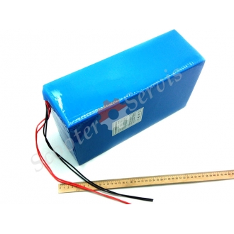 Аккумуляторная батарея для электрического транспорта, литий  полимер 67V 30A на основе пластин A123
