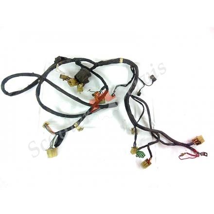 Електрична проводка центральна на скутер Хонда Ліад 90 кубів, Honda Lead 90, HF-05