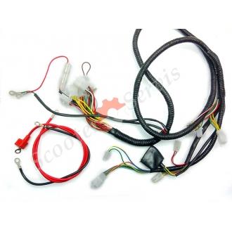 Электрическая проводка центральная тип Вайпер Шторм, Viper Storm 4т