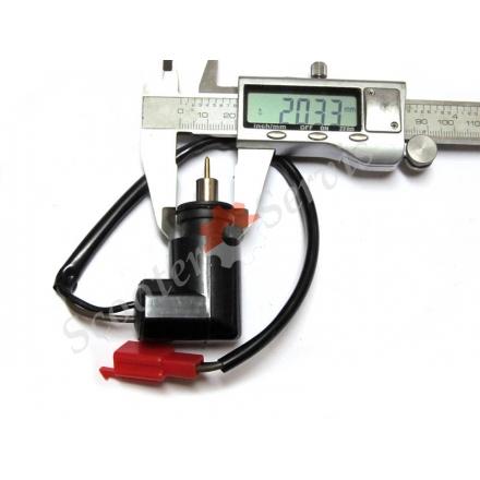 Електро клапан карбюратора (збагачувач) тип Yamaha Jog, Ямаха Джог, двигун 5BM