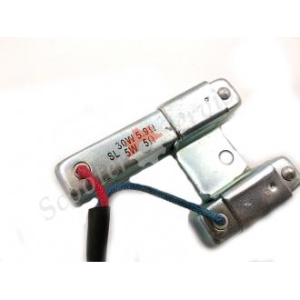 Нагрузочный резистор, двойное сопротивление...