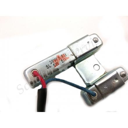 Нагрузочный резистор, двойное сопротивление