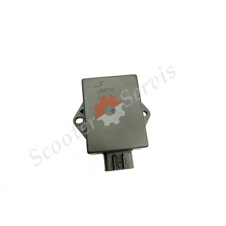 Комутатор 8 pin, тип Yamaha Jog 50, Axis 100, Majesty YP250, TTR250