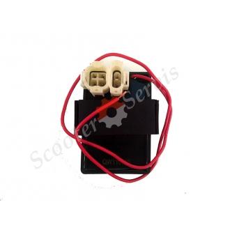 Коммутатор GY-6  на китайские скутера 4т 50-180сс (тюнинг)