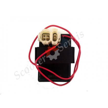 Комутатор GY-6 на китайські скутера 4т 50-180сс (тюнінг)