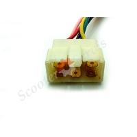 Коннектор, разъём, электро проводки (папа 5+1) большой