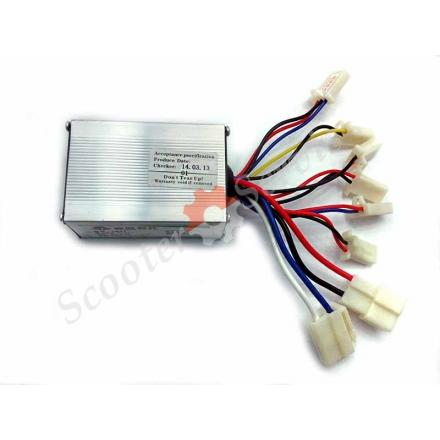 Контролер 24V250W для електричного скутера, електричного самоката, електричного квадроцикла, зі щітковим двигуном