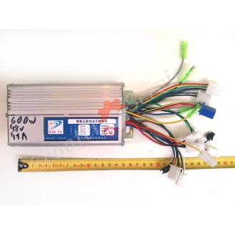 Контроллер 48v/600w/13A для  электроскутера