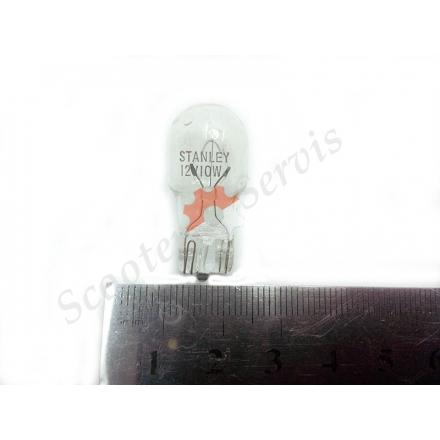 Лампа без цокольна Stanley 14V 3,36W, приладової панелі електричного скутера, велосипеда
