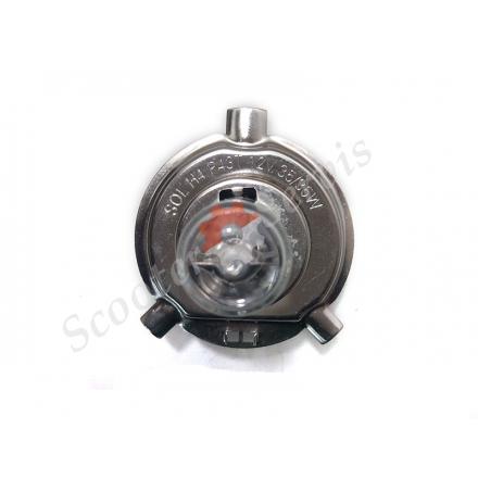 Лампа ближний-дальний  цоколь H4,12V-35/35W