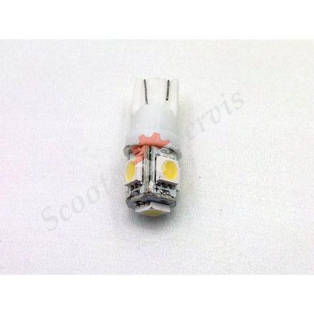 Лампа, светодиодная, 5 диодов, без цокольная подсветки