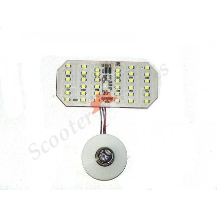 Лампа стоп-габарит светодиодная (линия вертикаль)
