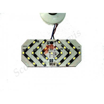Лампа стоп-габарит светодиодная (стрелки)