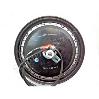 Мотор колесо набор для злектрического скутера 48-72V 3kW диаметр 12 дюймов + контроллер + ручка газа