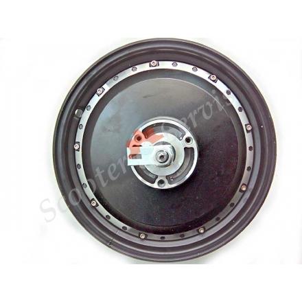 Мотор колесо набір для злектрічеській скутера 48-72V 3kW діаметр 12 дюймів контролер ручка газу