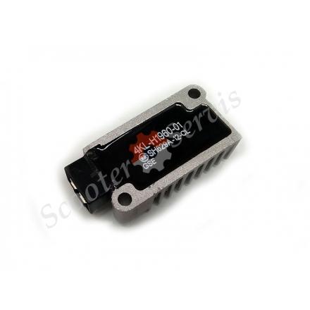 Регулятор напруги SH629A-12-CL для Ямаха Цигнус 125/150 кубів, ZY125T, 4KL, 4CW, XC125T, 4KP, 4KY, YAMAHA Cygnus 125 D