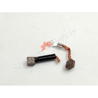 Щетки электрического стартера двигателя GY6 50-150 кубов