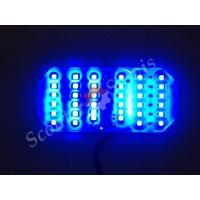 Светодиодная пластина подсветки скутера, мотоцикла, квадроцикла