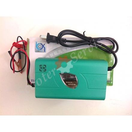 Зарядное устройство для АКБ 12V, автоматическое